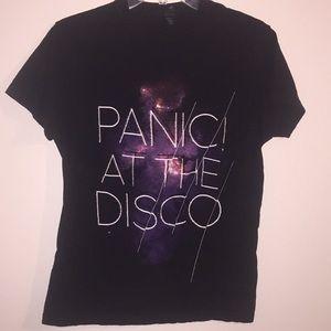 Panic At The Disco Graphic T-Shirt Medium